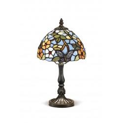 Namizna svetilka Tiffany T1002 U + B614 - Namizna svetila Alpcom