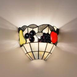 Zidna svetilka Tiffany T502 A - Zidna svetila Alpcom