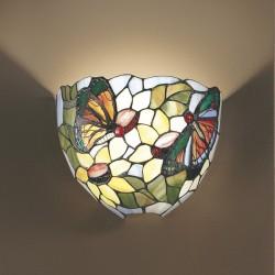 Zidna svetilka Tiffany T534 A - Zidna svetila Alpcom