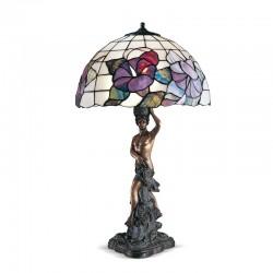 Namizna svetilka Tiffany T867 + B418 SX - Namizna svetila Alpcom