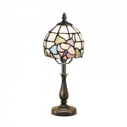 Namizna svetilka Tiffany T866 UZ + B497 - Namizna svetila Alpcom