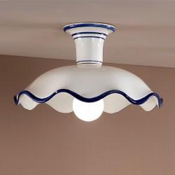 Rustikalna stropna svetilka Chiara / PL - Stropna svetila Alpcom