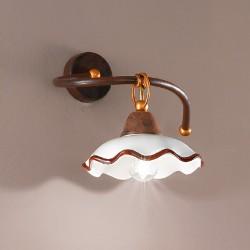 Rustikalna zidna svetilka Chiara / AP1 - Zidna svetila Alpcom