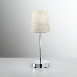 Moderna namizna svetilka 6506 S - Namizna svetila Alpcom