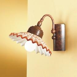 Rustikalna zidna svetilka Vania / AP1 - Zidna svetila Alpcom
