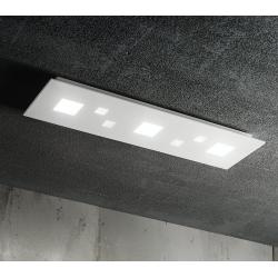 LED stropna svetilka SQUARED 6392 - Stropna svetila Alpcom
