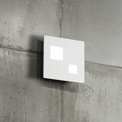 LED zidna svetilka SQUARED 6388 - Zidna svetila Alpcom