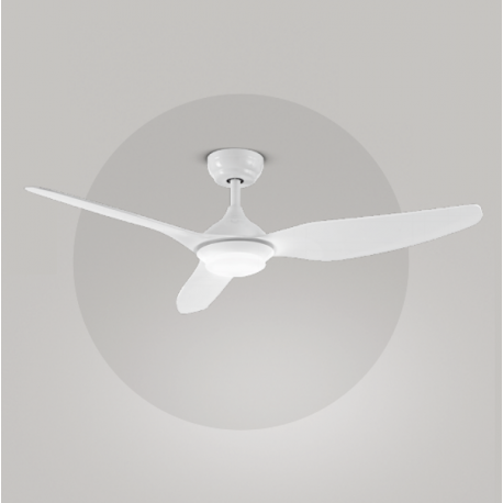 Stropni ventilator s svetilko 7156 CT  - Ventilatorji Alpcom