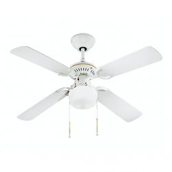 Stropni ventilator s svetilko 7062 B - Ventilatorji Alpcom