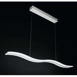 LED viseča svetilka BEND 6364 - Viseča svetila Alpcom