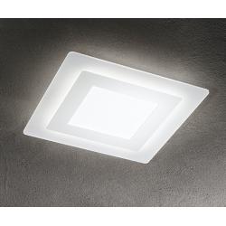 LED stropna svetilka BEND 6362 - Stropna svetila Alpcom