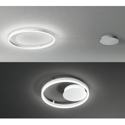 LED stropna svetilka 6700 LC - Stropna svetila Alpcom
