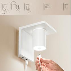 LED zidna svetilka MAGNET 6914 + 6916 1 - LED svetila Alpcom