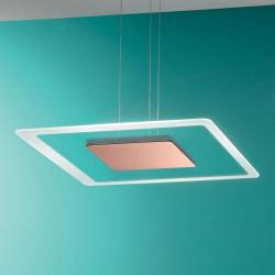 LED viseča svetilka ARUBA P / G RG- LED svetila Alpcom