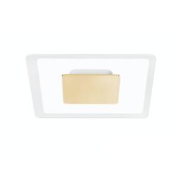 LED plafonjera ARUBA S / P G - LED plafonjere Alpcom