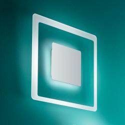LED plafonjera ARUBA S / G B - LED plafonjere Alpcom