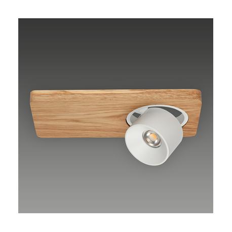 LED stropna svetilka Beebo S W - LED svetila Alpcom