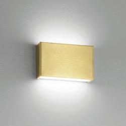 LED zidna svetilka Box W / S GO - LED svetila Alpcom