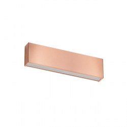 LED zidna svetilka Box W / M RO - LED svetila Alpcom