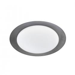 LED plafonjera Crew 1 / M GR - LED svetila Alpcom