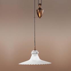 Rustikalna viseča svetilka MAMI P - Rustikalna svetila Alpcom