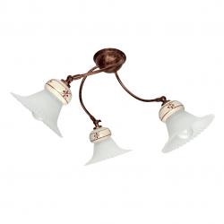 Rustikalna stropna svetilka MAMI S3 - Rustikalna svetila Alpcom