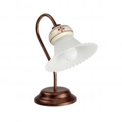 Rustikalna namizna svetilka MAMI Tab - Rustikalna svetila Alpcom