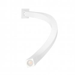 LED Stropna svetilka Snake W2 WH - LED svetila Alpcom
