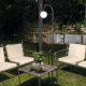 Zunanja LED stoječa svetilka Butler (1) - Zunanja svetila Alpcom