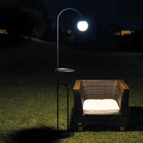 Zunanja LED stoječa svetilka Butler - Zunanja svetila Alpcom