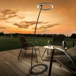 Zunanja LED stoječa svetilka Lira FL (1) - Zunanja svetila Alpcom