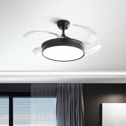 Stropni ventilator s svetilko 7166 CT N - Stropni ventilatorji