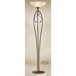 Rustikalna stoječa svetilka 4255 / 1P - Rustikalna svetila Alpcom