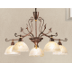 Rustikalna viseča svetilka 4255 / 5 - Rustikalna svetila Alpcom