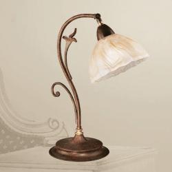 Rustikalna namizna svetilka 4255 / 1L - Rustikalna svetila Alpcom