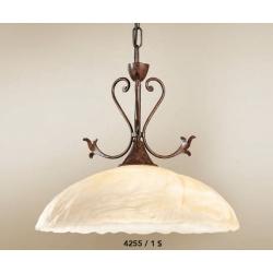 Rustikalna viseča svetilka 4255 / 1S - Rustikalna svetila Alpcom