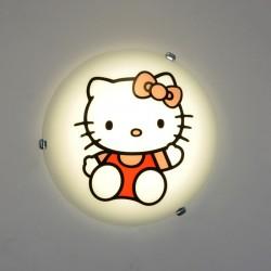 Otroška Plafonjera Hello Kitty 052 P - Otroška svetila Alpcom